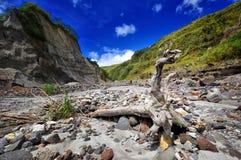επικολλήστε το ταξίδι pinatubo & Στοκ Εικόνες