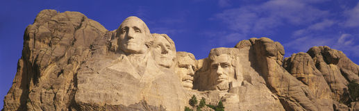 Επικολλήστε Rushmore, νότια Ντακότα στοκ φωτογραφίες