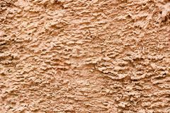 Επικονιασμένος τοίχος με τα κτυπήματα βουρτσών στοκ εικόνα
