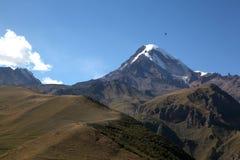 Επικολλήστε Kazbek στοκ φωτογραφία με δικαίωμα ελεύθερης χρήσης