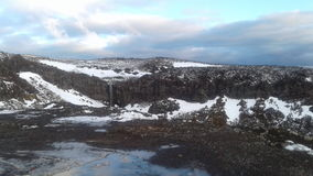 Επικολλήστε Ruapehu Στοκ Εικόνες