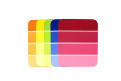 επιλέξτε το χρώμα Στοκ φωτογραφία με δικαίωμα ελεύθερης χρήσης