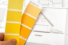 επιλέξτε το χρώμα Στοκ φωτογραφίες με δικαίωμα ελεύθερης χρήσης