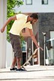 Επιλέξτε Skateboard μου Στοκ φωτογραφίες με δικαίωμα ελεύθερης χρήσης