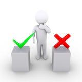 επιλογή απάντησης απεικόνιση αποθεμάτων