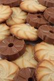 επιλογή μπισκότων Στοκ Εικόνα