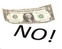 Επιλογή στο αμερικανικό δολάριο Στοκ Εικόνες