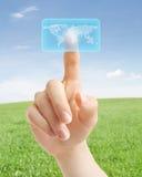 επιλογή της γης στοκ φωτογραφία με δικαίωμα ελεύθερης χρήσης