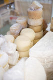 επιλογή τυριών Στοκ φωτογραφίες με δικαίωμα ελεύθερης χρήσης