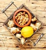 Επιλογή των υγιών τροφίμων Στοκ φωτογραφίες με δικαίωμα ελεύθερης χρήσης
