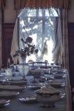 Επιμελητήρια του παλατιού Massandra, Κριμαία Στοκ Φωτογραφίες