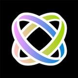 Επινοητικό εταιρικό σύμβολο ένωσης στοκ φωτογραφίες