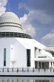Επιπλέον μουσουλμανικό τέμενος στη Μαλαισία Στοκ Εικόνες