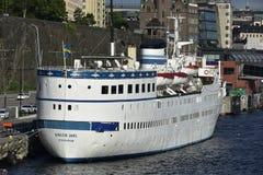 Επιπλέον ξενοδοχείο Bircer Jarl, Στοκχόλμη, Σουηδία Στοκ φωτογραφία με δικαίωμα ελεύθερης χρήσης