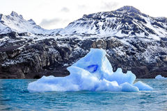 Επιπλέον παγόβουνο Στοκ Εικόνες