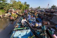 Επιπλέων δείκτης Dien Phong στο Βιετνάμ Στοκ Εικόνες