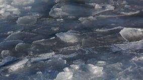 Επιπλέων πάγος πάγου στοκ εικόνες με δικαίωμα ελεύθερης χρήσης