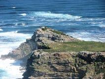 Επισκεμμένος ακτή της Νότιας Αφρικής Στοκ φωτογραφία με δικαίωμα ελεύθερης χρήσης