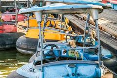 Επισκεμμένος βάρκα Στοκ φωτογραφίες με δικαίωμα ελεύθερης χρήσης