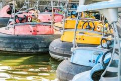 Επισκεμμένος βάρκα Στοκ Φωτογραφία
