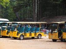 Επισκεμμένος σε Angkor Wat, Καμπότζη Στοκ Εικόνα
