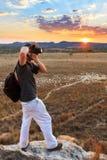 Επισκεμμένος τουρίστας Στοκ φωτογραφία με δικαίωμα ελεύθερης χρήσης