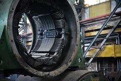 επισκευή εργοστασίων στοκ εικόνα