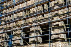 επισκευή κτηρίου Στοκ φωτογραφίες με δικαίωμα ελεύθερης χρήσης