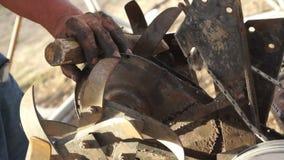 Επισκευή της μηχανής αρότρων (3) φιλμ μικρού μήκους