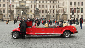 Επισκευή του αυτοκινήτου Στοκ Φωτογραφίες