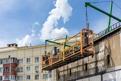 Επισκευή των σπιτιών Στοκ εικόνες με δικαίωμα ελεύθερης χρήσης