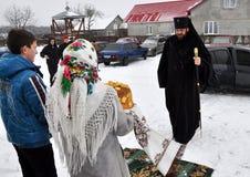 Επισκοπή Ternopil Αρχιεπίσκοπος Mstislav Στοκ εικόνες με δικαίωμα ελεύθερης χρήσης
