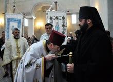 Επισκοπή Ternopil Αρχιεπίσκοπος Mstislav_3 Στοκ Εικόνα