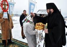 Επισκοπή Ternopil Αρχιεπίσκοπος Mstislav_2 Στοκ εικόνα με δικαίωμα ελεύθερης χρήσης