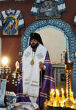 Επισκοπή Ternopil Αρχιεπίσκοπος Mstislav_6 Στοκ φωτογραφία με δικαίωμα ελεύθερης χρήσης