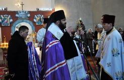 Επισκοπή Ternopil Αρχιεπίσκοπος Mstislav_8 Στοκ Φωτογραφίες