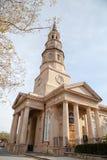 Επισκοπική Εκκλησία του ST Philip, Τσάρλεστον, Sc Στοκ Εικόνες
