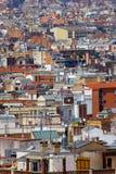 επισκόπηση πόλεων Στοκ Εικόνες