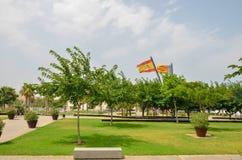 επιστήμες Βαλέντσια πόλε&o Πόλη της Βαλένθια της επιστήμης Hemisferic Βαλένθια, Ισπανία στοκ φωτογραφίες