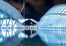 επιστήμες πόλεων τεχνών στοκ φωτογραφίες