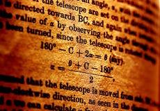 επιστήμη βιβλίων Στοκ Εικόνες