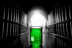 επιστήμη εργαστηριακής έρ&e Στοκ εικόνα με δικαίωμα ελεύθερης χρήσης