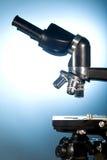 επιστήμη μικροσκοπίων Στοκ φωτογραφίες με δικαίωμα ελεύθερης χρήσης