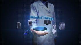 Επιστήμονας, ανοικτός φοίνικας μηχανικών, Διαδίκτυο της τεχνολογίας πραγμάτων που συνδέει τις έξυπνες εγχώριες συσκευές, τεχνητή  απόθεμα βίντεο