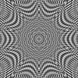 Επιστημονικό floral σχέδιο διανυσματική απεικόνιση
