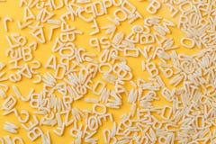 Επιστολές αλφάβητου Στοκ εικόνες με δικαίωμα ελεύθερης χρήσης