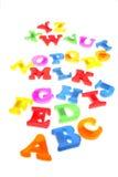 επιστολές αλφάβητου Στοκ εικόνα με δικαίωμα ελεύθερης χρήσης