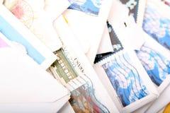 επιστολές Στοκ εικόνα με δικαίωμα ελεύθερης χρήσης