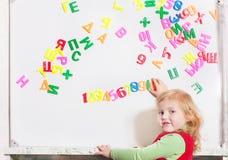 επιστολή κοριτσιών στοκ εικόνα με δικαίωμα ελεύθερης χρήσης