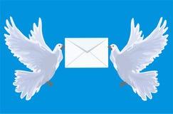 επιστολή σε σας απεικόνιση αποθεμάτων
